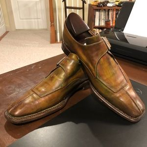 "Harris men's shoes size 11 ""Barney's New York"""